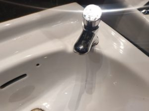 bathroom plumbing affected by blocked drains