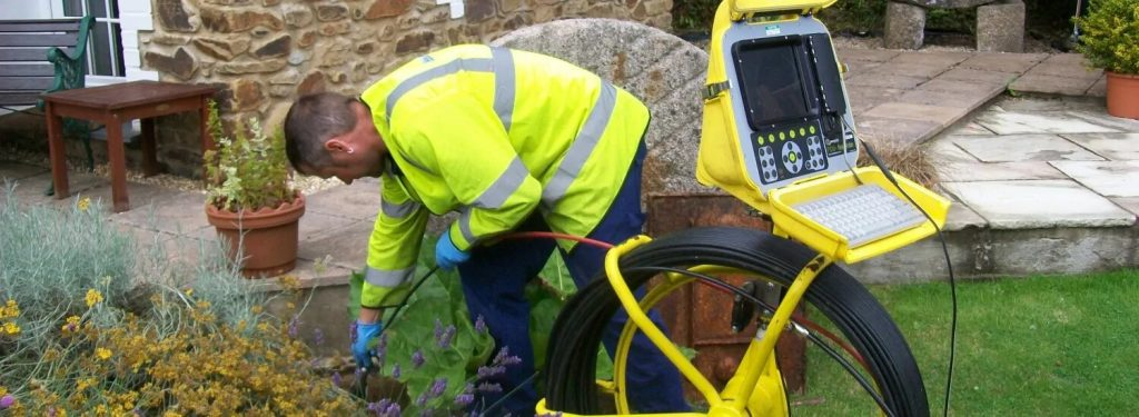 drain service near me Exeter